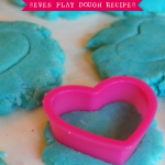 Playdough for Toddlers: 7 Favorite Recipes