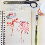 March TinkerSketch Sketchbook Challenge
