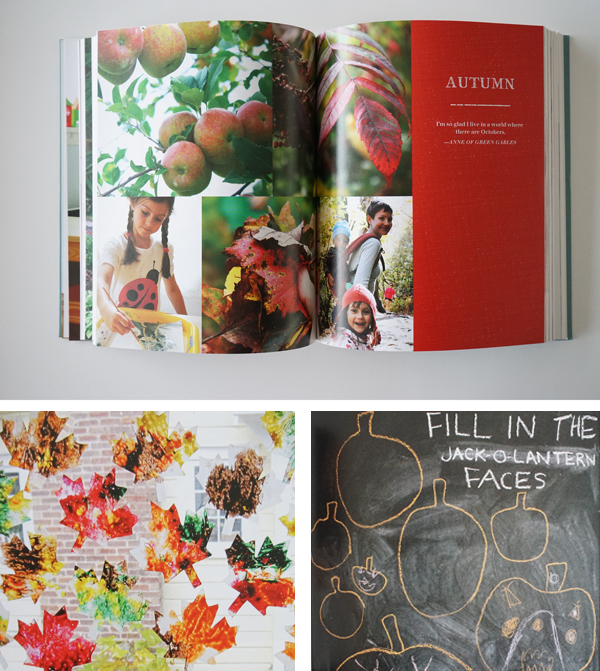 The Artful Year Book by Jean Van't Hul | A Book Review by TinkerLab.com