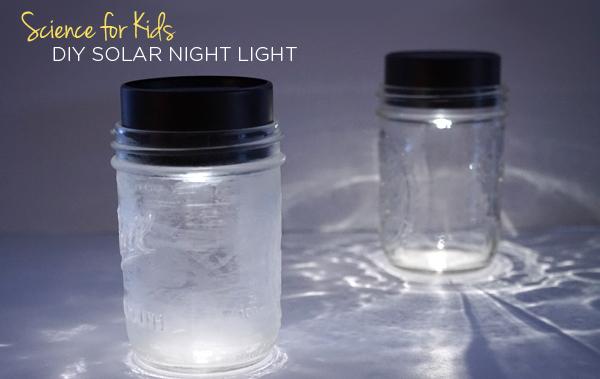 Mason Jar Solar Lights For Kids Tinkerlab
