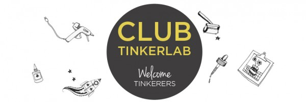 Club TinkerLab, a closed Facebook group to discuss inventing, tinkering, educating, and engineering for kids.