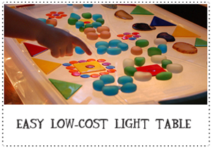 easy inexpensive light table