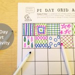 Pi Day 2015 | Pi Day Art Project