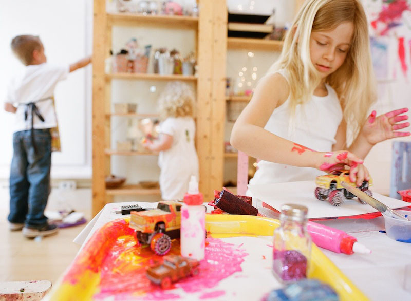 The Art Pantry ebook, The New Playroom