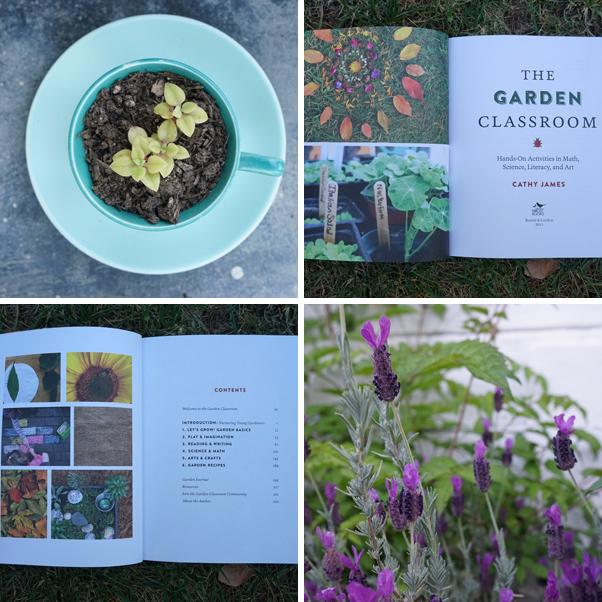 garden classroom book