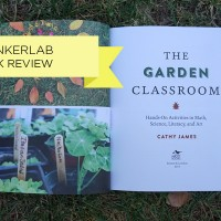 the Garden Classroom, an amazing book for families who want to spend time outdoors