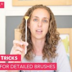 Art Tips and Tricks: Paint Brush Deal