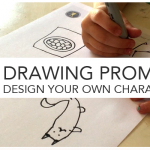 Drawing Prompt | Design Your Own Characters