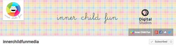 Inner Child Fun Youtube Channel