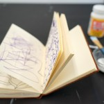 June TinkerSketch Sketchbook Challenge