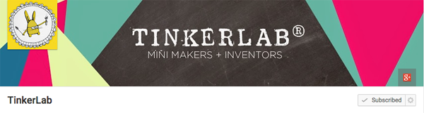 TinkerLab Youtube Channel