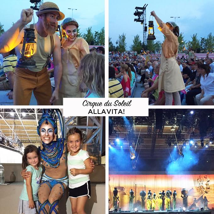 Cirque du Soleil Allavita! | TinkerLab