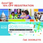 NAEYC Registration Discount Code