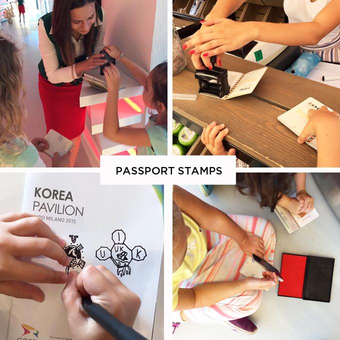 World Expo Passport