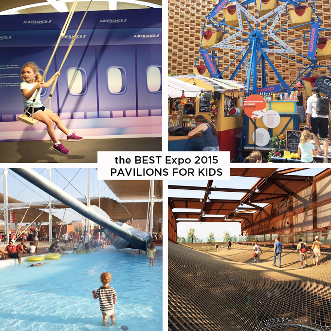 EXPO 2015 Best Pavilions for Kids | TinkerLab