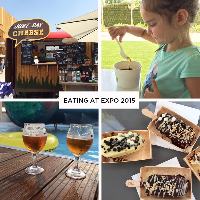 Food at Expo 2015 Milan