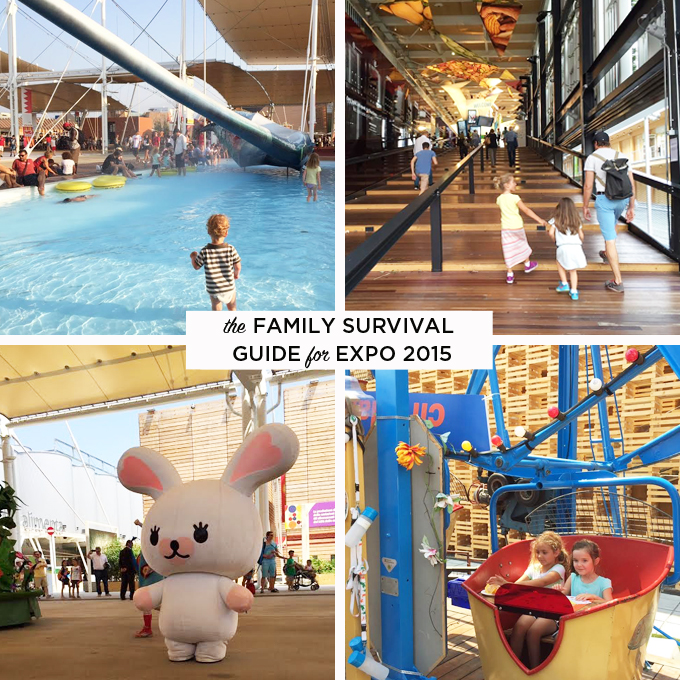 The family survival guide for expo 2015 | TinkerLab