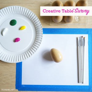 creative table survey2