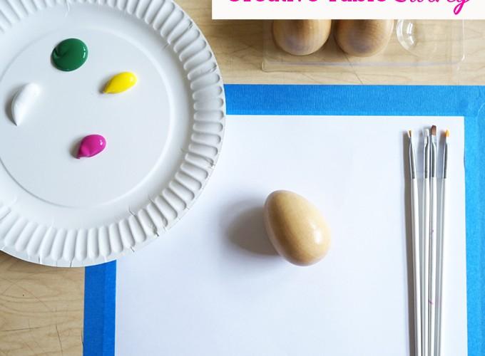 a Quick Creative Table™ Survey