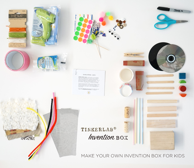 Make your own Invention Box for Kids