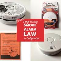 smoke alarm law california
