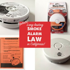 smoke alarm law california