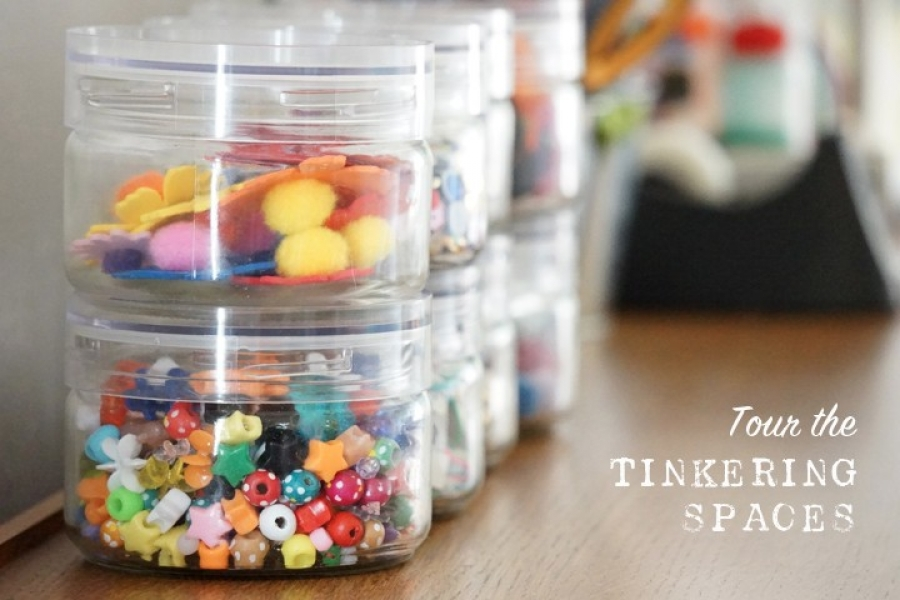 Tinkering Spaces: Tours of Inspiring Makerspaces.