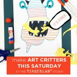 Art Makers this Weekend at Cubberley