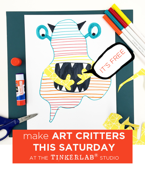 art critters this saturdayj