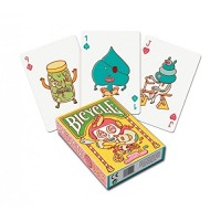 Cute playing cards for kids | TinkerLab