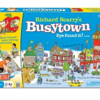 Busy Town Game | TinkerLab