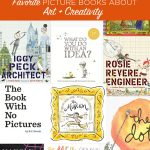 TinkerLab Gift Guide | Picture Books about Art and Creativity
