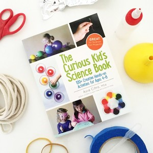 The curious kids' science book creative hands-on activities   TinkerLab