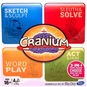 cranium 3-in-1 game