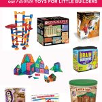 Kids Gift Guide | Toys for Engineering and Building