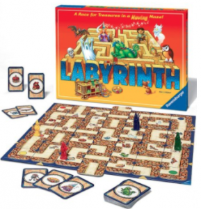 labyrinth game review amazon