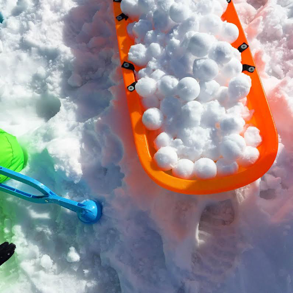 snowball maker invention
