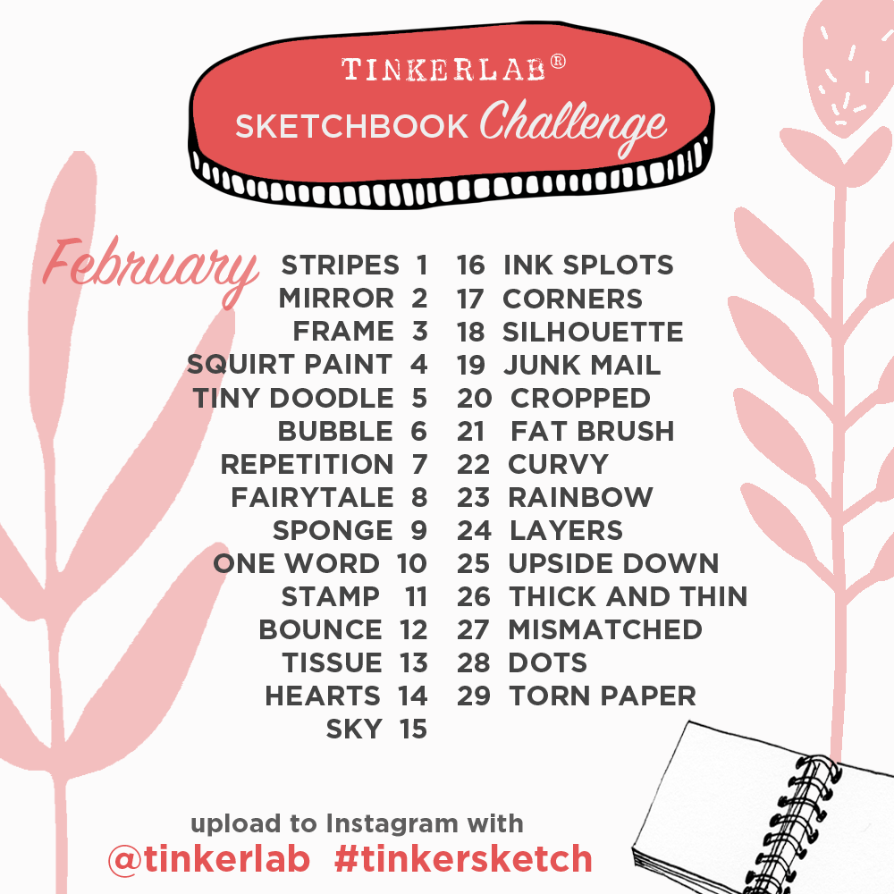 TinkerSketch Challenge February 2016