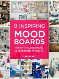 inspiring mood board ideas