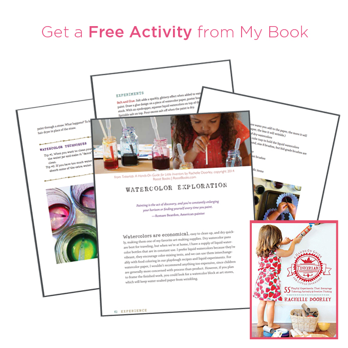 Free activity from my book
