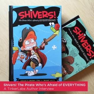 shivers the pirate who's afraid of everything author interview