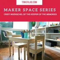 TinkerLab Maker Space Interview