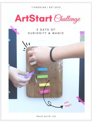 ArtStart guide cover