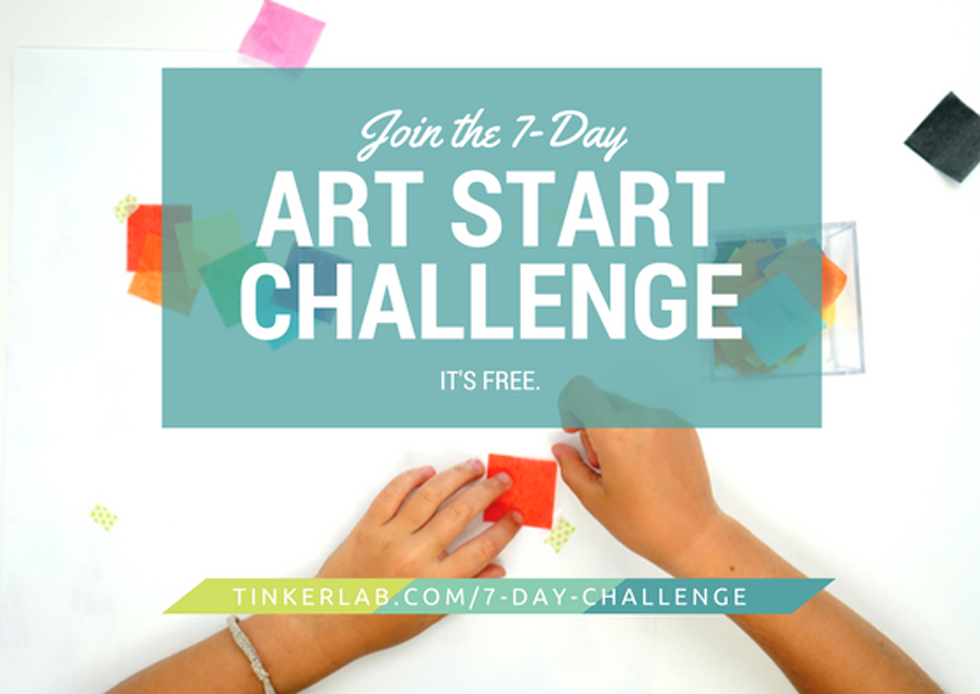 Join the art start challenge