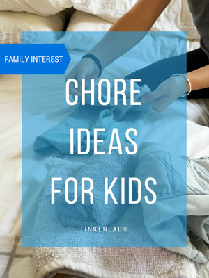 chore ideas for kids
