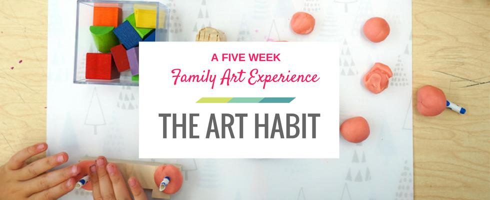 THE ART HABIT HEADER