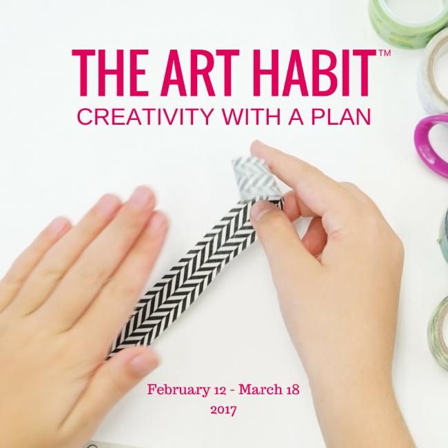 The Art Habit Sales page image (2)