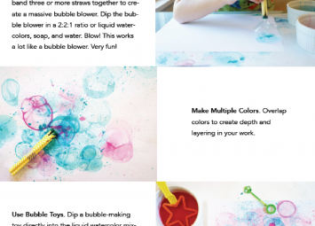 The Art Habit Sample