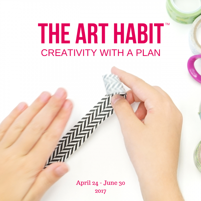 art habit cover image april 2017