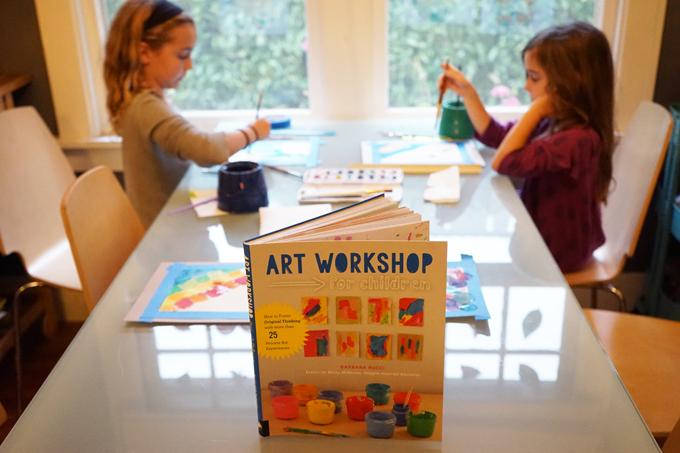 Art Workshop For Kids Barbara Rucci